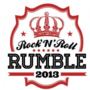 2013 Rumble Logo for front page